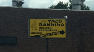 Photo of Mexican Restaurant Taco Bandido at 211 N Main Ave, Scranton, PA 18504, United States