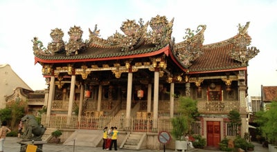 Photo of Temple Leong San Tong Khoo Kongsi (龍山堂邱公司) at 18 Cannon Square, George Town 10200, Malaysia