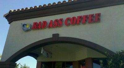 Photo of Coffee Shop Bad Ass Coffee Company at 11460 Kenyon Way, Rancho Cucamonga, CA 91701, United States