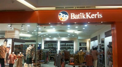 Photo of Boutique Batik Keris Mal Ciputra at Jalan Riau, Pekanbaru, Indonesia