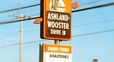 Photo of American Restaurant Ashland-Wooster Drive In at 1134 E Main St, Ashland, OH 44805, United States