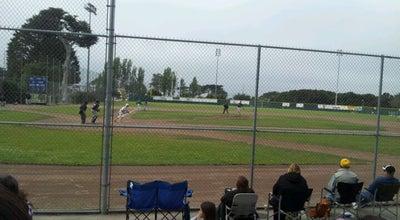 Photo of Baseball Field Frank E. Sollecito Ballpark at 777 Pearl St, Monterey, CA 93940, United States