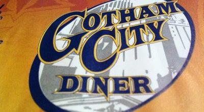 Photo of Diner Gotham City Diner at 550 Bergen Blvd, Ridgefield, NJ 07657, United States