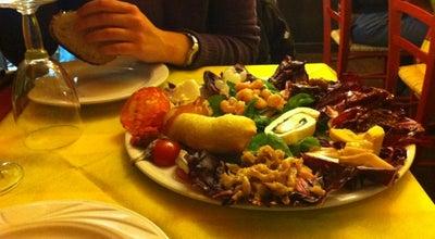 Photo of Italian Restaurant Pizzaman Via dell'Agnolo at Via Dell'agnolo 105/107r, Florence 50122, Italy