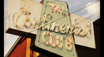 Photo of Rock Club The Continental Club at 1315 S Congress Ave, Austin, TX 78704, United States