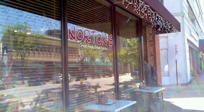 Photo of American Restaurant Norton's at 1905 Sheridan Rd, Highland Park, IL 60035, United States