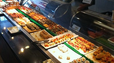 Photo of Japanese Restaurant Ginza Japanese Buffet at 16153 Biscayne Blvd, Aventura, FL 33160, United States