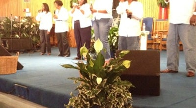 Photo of Church New Way Fellowship Praise & Worship Center at 16800 Nw 22nd Ave, Miami Gardens, FL 33056, United States