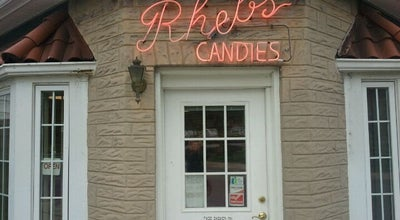 Photo of Candy Store Louis J Rheb Candy Co at 3352 Wilkens Ave, Baltimore, MD 21229, United States