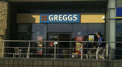 Photo of Bakery Greggs at Nottingham NG7 3EF, United Kingdom