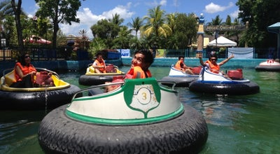 Photo of Theme Park Bump 'N Splash at Enchanted Kingdom, Laguna, Philippines