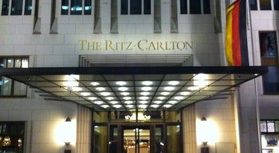 Photo of Hotel The Ritz-Carlton, Berlin at Potsdamer Platz 3, Berlin 10785, Germany
