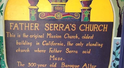 Photo of Church Basilica Of San Juan at Canonical Capistrano, San Juan Capistrano, CA 92675, United States