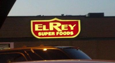 Photo of Mexican Restaurant El Rey Market at 3524 W Burnham St, Milwaukee, WI 53215, United States