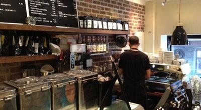 Photo of Cafe La Torrefazione at Aleksanterinkatu 50, Helsinki 00100, Finland