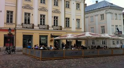 Photo of Cafe Cafe Truffe at Raekoja Plats 16, Tartu, Estonia