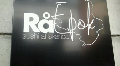 Photo of Sushi Restaurant Rå Epok at Klostergatan 7, Lund 222 22, Sweden