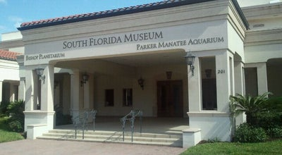 Photo of History Museum South Florida Museum at 201 10th St W, Bradenton, FL 34205, United States