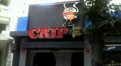Photo of Burger Joint Crip at Diag. Juan Martín De Pueyrredón 3224, Mar del Plata B7600DJH, Argentina