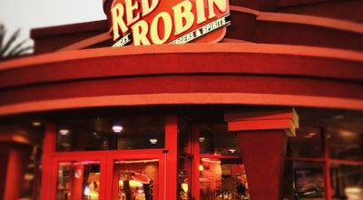 Photo of Burger Joint Red Robin Gourmet Burgers at 12007 Harbor Blvd, Garden Grove, CA 92840, United States