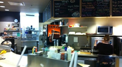 Photo of Cafe GrassRoots Cafe at 12666 72 Ave, Surrey, BC V3W 2M8, Canada