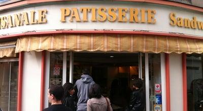 Photo of Bakery Boulangerie Gallet-Leclerc at 95 Avenue Pierre Grenier, Boulogne-Billancourt 92100, France