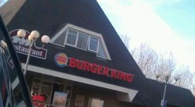 Photo of Fast Food Restaurant Burger King at Rijksweg A27 2 A, Nieuwegein 3433 NW, Netherlands
