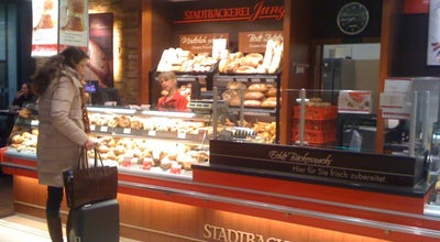 Photo of Bakery Junge - Die Bäckerei at Am Bahnhof 2, Lübeck 23558, Germany