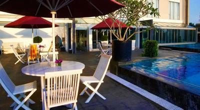 Photo of Pool Swimming Pool | The Arista Hotel Palembang at Jl. Kapt. A. Rivai, Palembang 30129, Indonesia