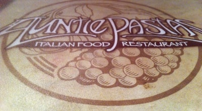 Photo of Italian Restaurant Auntie Pasta's at 211 Old Tyler Rd, Nacogdoches, TX 75961, United States