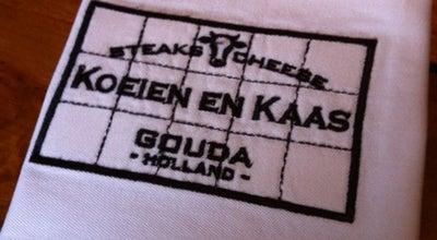 Photo of Steakhouse Koeien en Kaas at Achter De Waag 20, Gouda 2801 JA, Netherlands