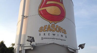Photo of Brewery 5 Seasons Brewing at 5600 Roswell Rd, Sandy Springs, GA 30342, United States