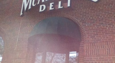 Photo of Sandwich Place McAlister's Deli at 19930 W Catawba Ave, Cornelius, NC 28031, United States