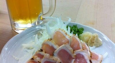 Photo of Sake Bar 金の字 本店 at 真砂町1-14, 静岡市清水区, Japan