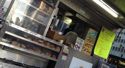 Photo of Food Truck Eggs Travaganza at E 52nd St Ne, New York, NY 10022, United States