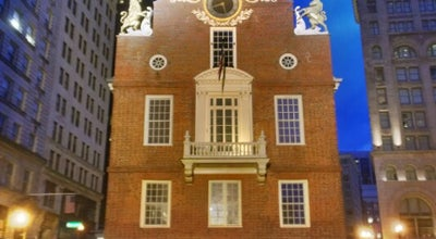 Photo of Historic Site Old State House at 206 Washington St, Boston, MA 02109, United States