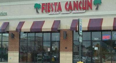 Photo of Mexican Restaurant Fiesta Cancun at 631 Highgrove Pl, Rockford, IL 61108, United States
