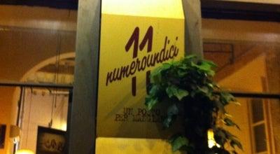 Photo of Italian Restaurant Numero 11 at Via San Martino 47, Pisa 56125, Italy