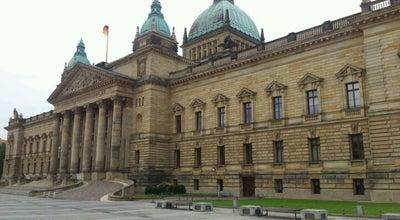 Photo of Courthouse Bundesverwaltungsgericht at Simsonplatz 1, Leipzig 04107, Germany