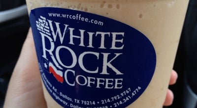 Photo of Coffee Shop White Rock Coffee at 4216 Abrams Rd, Dallas, TX 75214, United States