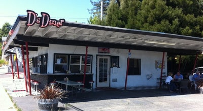 Photo of Diner D's Diner at 7260 Healdsburg Ave, Sebastopol, CA 95472, United States