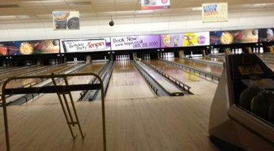 Photo of Bowling Alley Tenpin Bowling at The Strand, Swansea SA1 2AX, United Kingdom