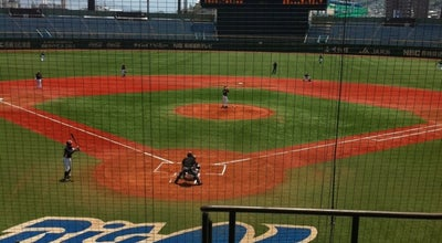 Photo of Baseball Field 長崎県営野球場(ビッグNスタジアム) at 松山町2-5, Nagasaki 852-8118, Japan