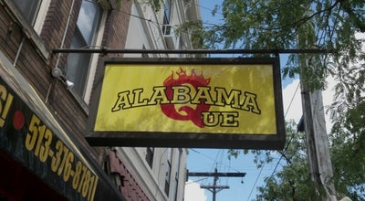 Photo of BBQ Joint Alabama Que at 2733 Vine St, Cincinnati, OH 45219, United States