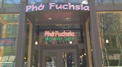Photo of Asian Restaurant Pho Fuschia at 213 1st Ave., Seattle, WA 98104, United States