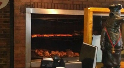 Photo of BBQ Joint Hillbilly's Barbecue And Steaks at 942 E Garrison Blvd, Gastonia, NC 28054, United States