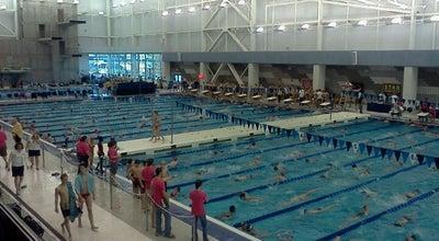 Photo of Pool Greensboro Aquatic Center at 1921 W Lee St, Greensboro, NC 27403, United States