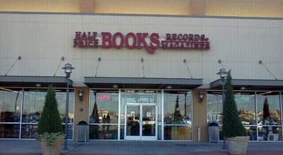 Photo of Bookstore Half Price Books at 3085 N. George Bush Fwy., Garland, TX 75040, United States
