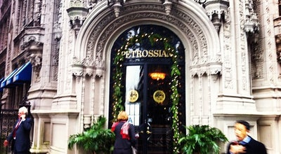 Photo of French Restaurant Petrossian Boutique & Cafe at 911 7th Ave, New York, NY 10019, United States