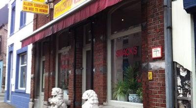 Photo of Chinese Restaurant Wong Afhaalchinees at Stationlaan 5, Bilzen 3740, Belgium